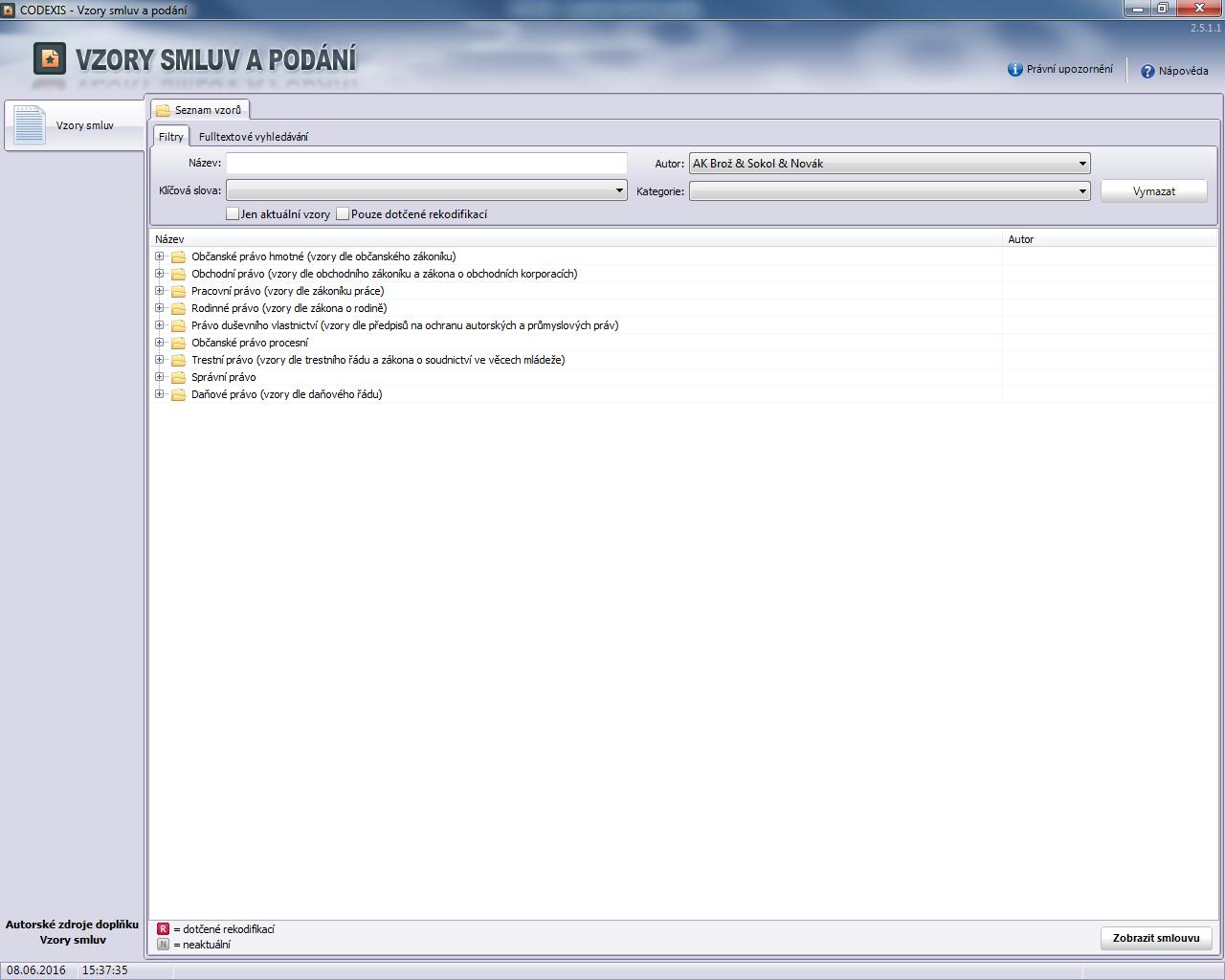 Wp seznamovací software